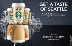 Mit Starbucks Chilled Classics nach Seattle reisen