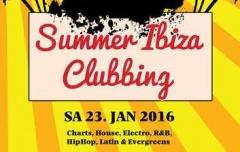 Partytipp der Woche - Summer Ibiza Clubbing