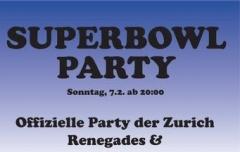 Partytipp der Woche - Super Bowl Party