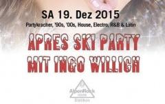 Partytipp der Woche - Après Ski Party
