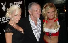 13 Facts über Geburtstagskind und Playboy Hugh Hefner