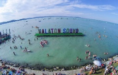 Das ist das Balaton Sound Festival 2016!