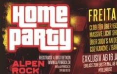 Partytipp der Woche - Homeparty Ü-16